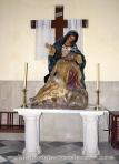 Altar de Nuestra Señora de la Caridad de la Iglesia de la Concepción