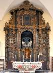 Altar de San Francisco de la Iglesia de la Concepción