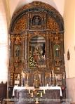 Altar de la Divina Pastora en la Iglesia de la Concepción