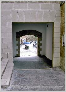 Puerta de la marina