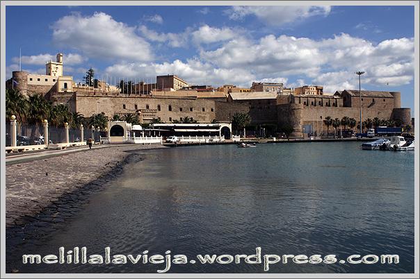 Frente de Mar en Melilla la Vieja