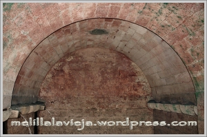 Aljibes de Melilla la Vieja