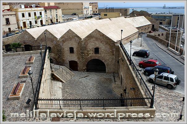 Melilla la Vieja, Maestranza de Ingenieros