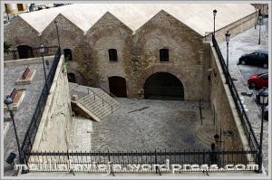 Plaza Maestranza en Melilla la Vieja