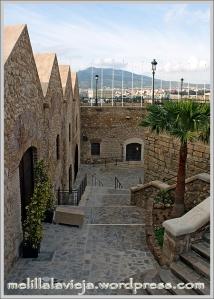 Melilla la Vieja, Plaza de la Maestranza