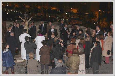 Vía Crucis del Cristo del Socorro por Torreón San Juan