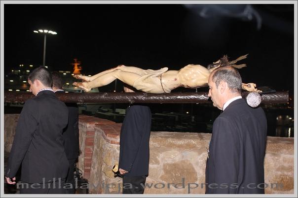 Vía Crucis del Cristo del Socorro por la calle de la Iglesia