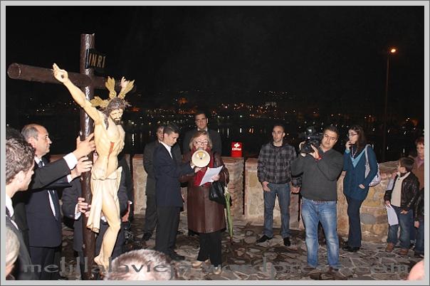 Vía Crucis del Cristo del Socorro Torreón de la Florentina