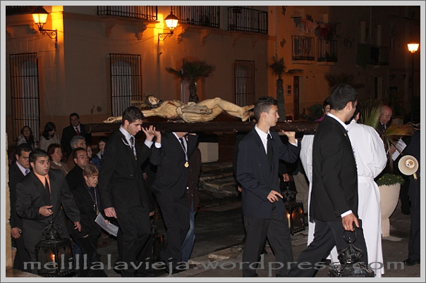 Vía Crucis del Cristo del Socorro Plaza de la Parada